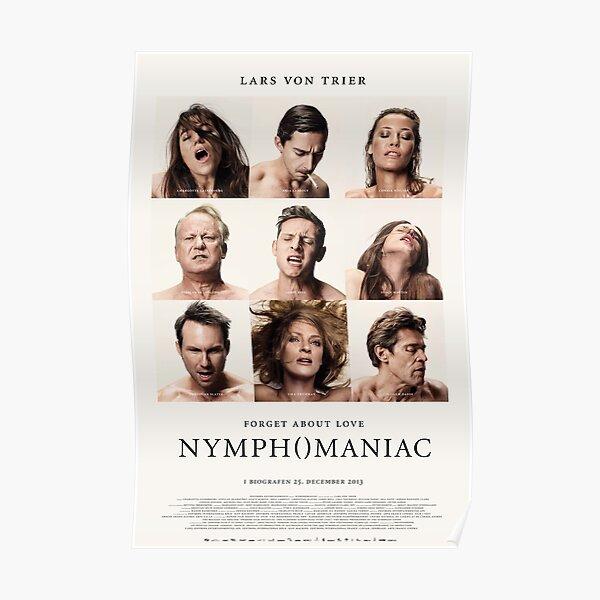 nymphomaniac (2013)  Poster