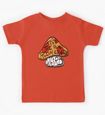 Keep The Mushroom Kingdom Weird Kids Clothes