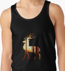 Woodland Deer Tank Top