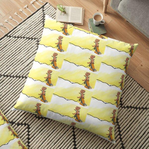 Raptor Vacuum Ride! from Mom Needs a Dinosaur! Book Floor Pillow