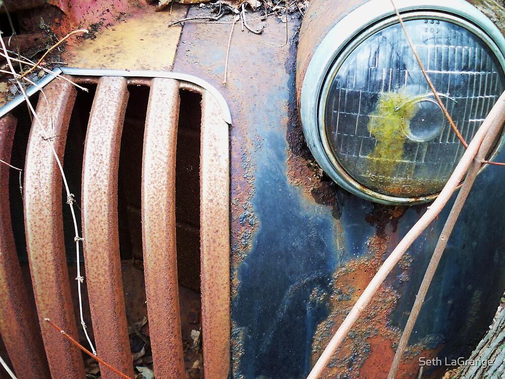 Rusty Tears by Seth LaGrange
