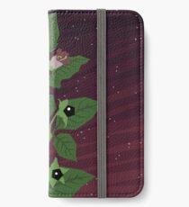 Deadly Nightshade iPhone Wallet/Case/Skin