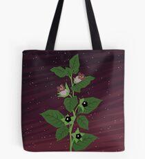 Deadly Nightshade Tote Bag