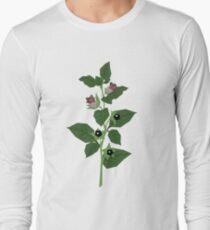 Deadly Nightshade Long Sleeve T-Shirt