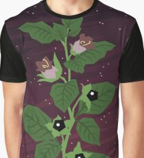 Deadly Nightshade Graphic T-Shirt