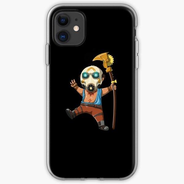 Borderlands 3 Psycho Mask iPhone Soft Case