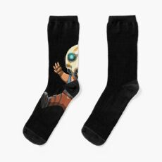 Borderlands 3 Psycho Mask Sock