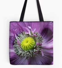 ~ Poppy ~ Tote Bag