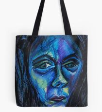 PORTRAIT OF DEPRESSION Tote Bag