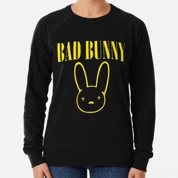 Bad Bunny Nirvana Sudadera ligera