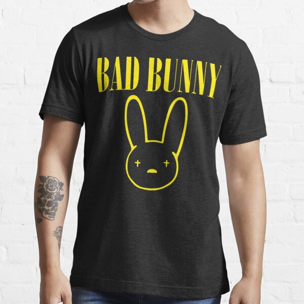 Bad Bunny Nirvana Camiseta esencial
