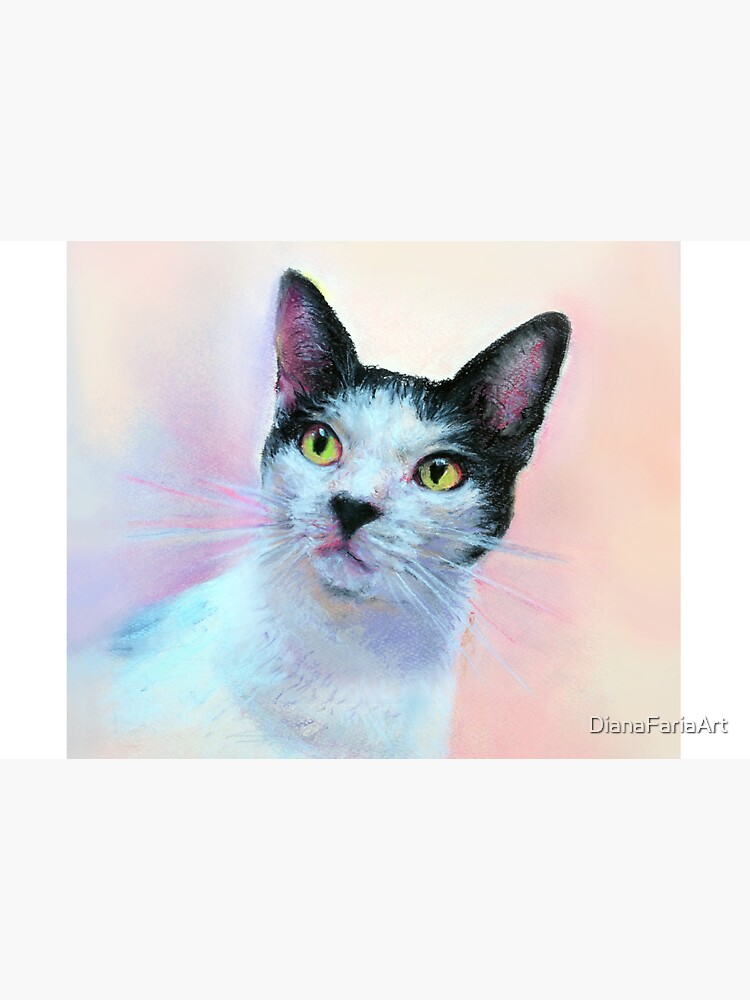 Ariel Cat by DianaFariaArt