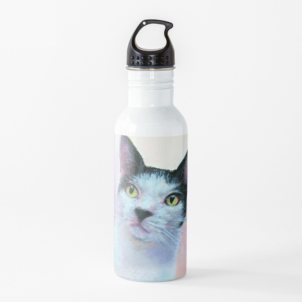 Ariel Cat Water Bottle