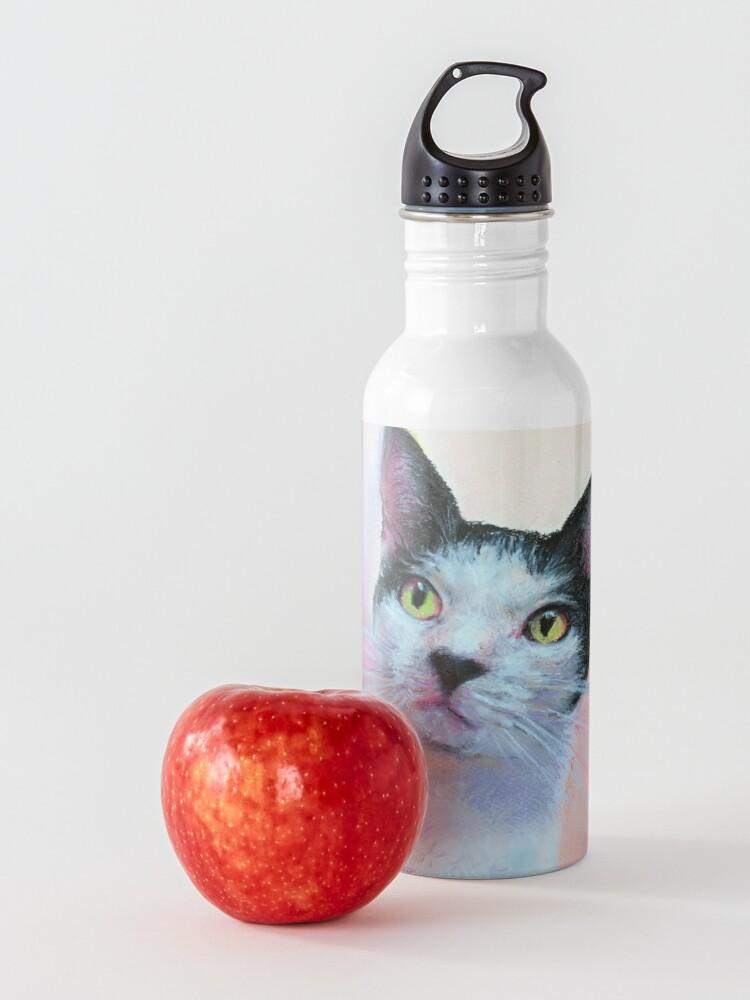 Alternate view of Ariel Cat Water Bottle
