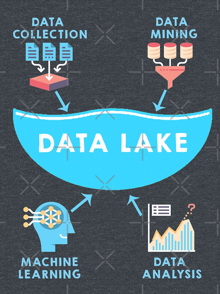 Data Lake designs for Data Geeks and engineers by tshirtfandom