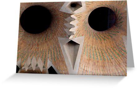 owl eyes by mejiam