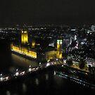 London - Big Ben by Darrell-photos