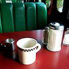 Germany - Heidelberg - Train Diner 2 by Darrell-photos