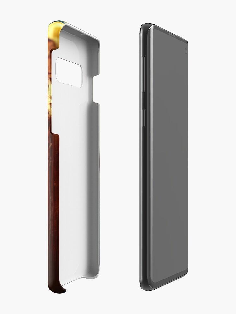Alternative Ansicht von Old Story Hülle & Klebefolie für Samsung Galaxy