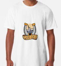 Coast Guard Good Luck - 87 WPB Patrol Boat Long T-Shirt