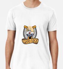 Coast Guard Good Luck - 270 WMEC Premium T-Shirt