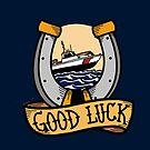 Coast Guard Good Luck - 41 UTB by AlwaysReadyCltv