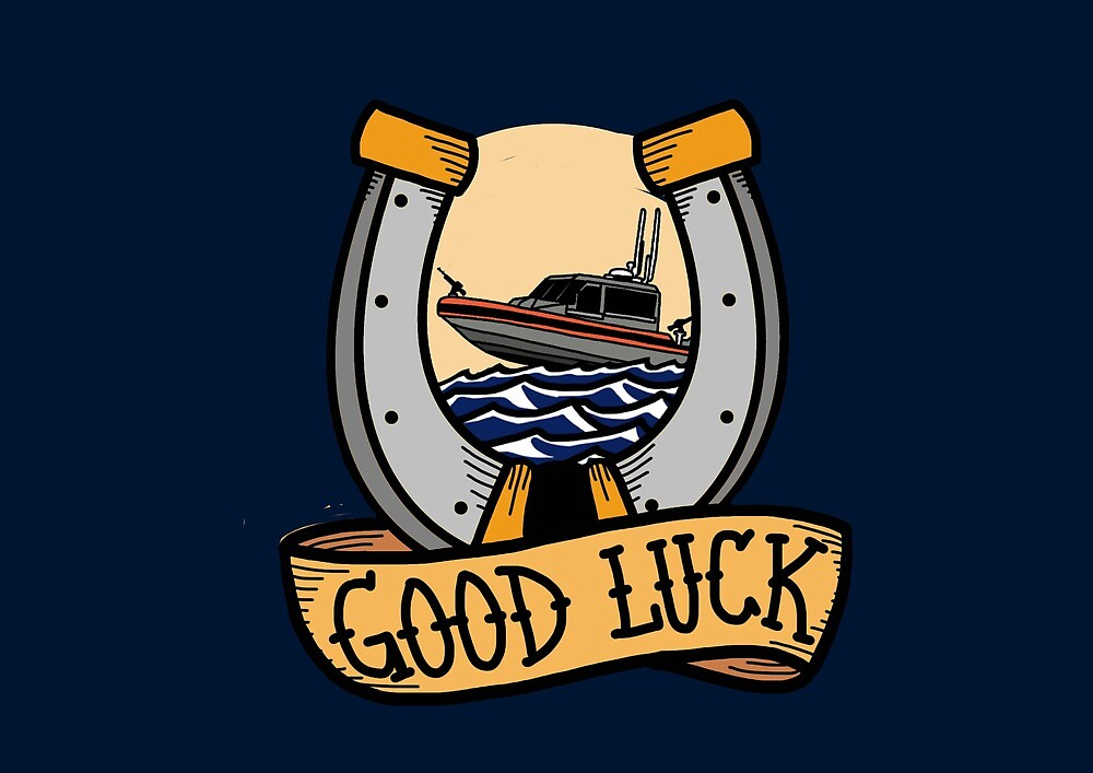 Coast Guard Good Luck 29 RB-S II by AlwaysReadyCltv