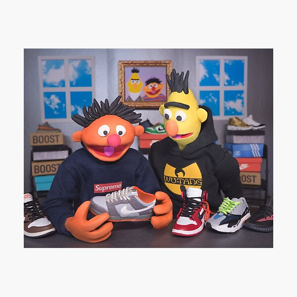 roommate sneakers Photographic Print