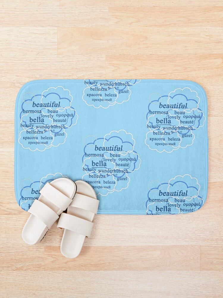 Alternate view of Beauty Bath Mat
