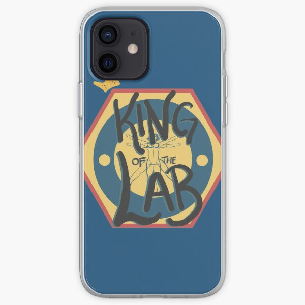 Bones: King of the Lab iPhone Soft Case