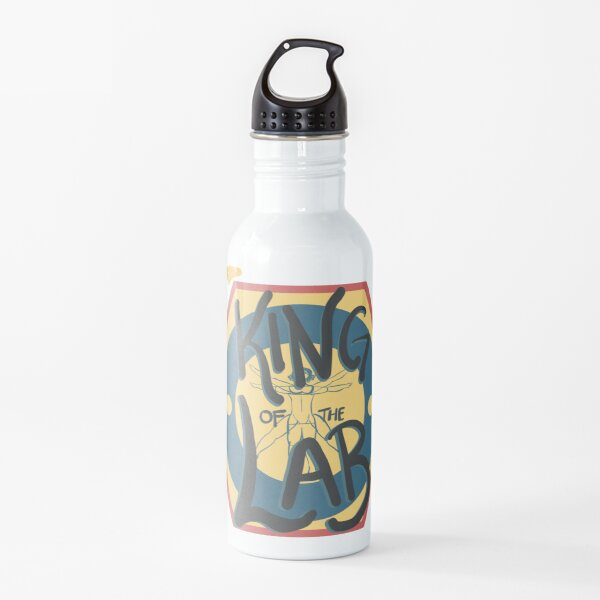 Bones: King of the Lab Water Bottle