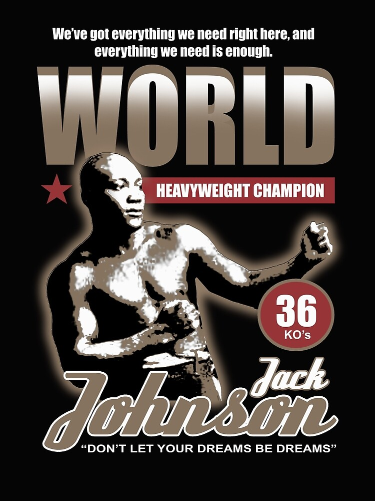 Jack Johnson Postcard By Redboy Redbubble