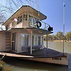 20190902 Paddle Riverboat Shiralee, Mildura, Vic. -2 by muz2142