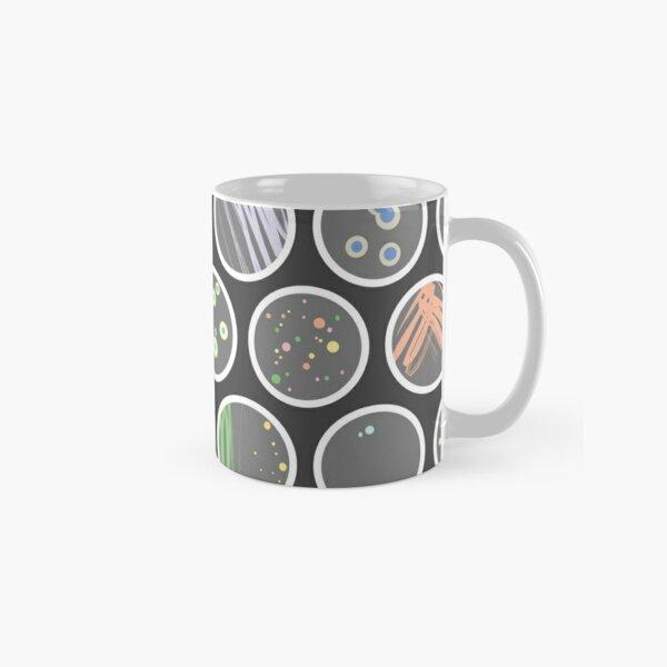 Petri Dishes Classic Mug