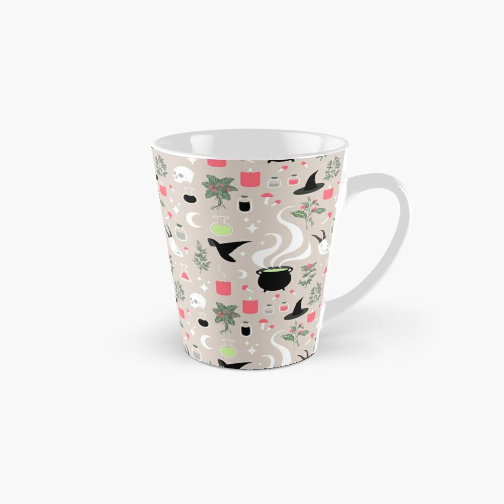 Witchy Pattern - Light Tall Mug
