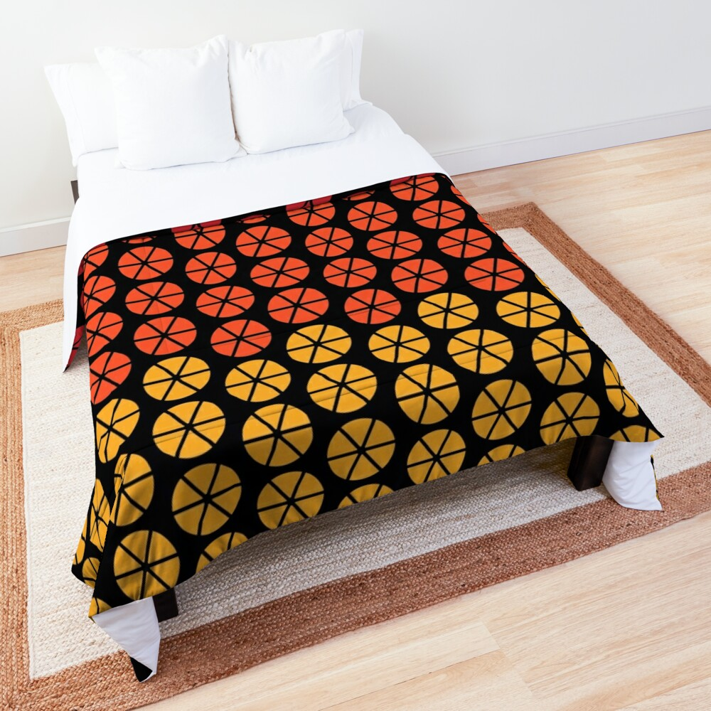 Alex DeLarge Bed Dubet Cover in A Clockwork Orange Comforter