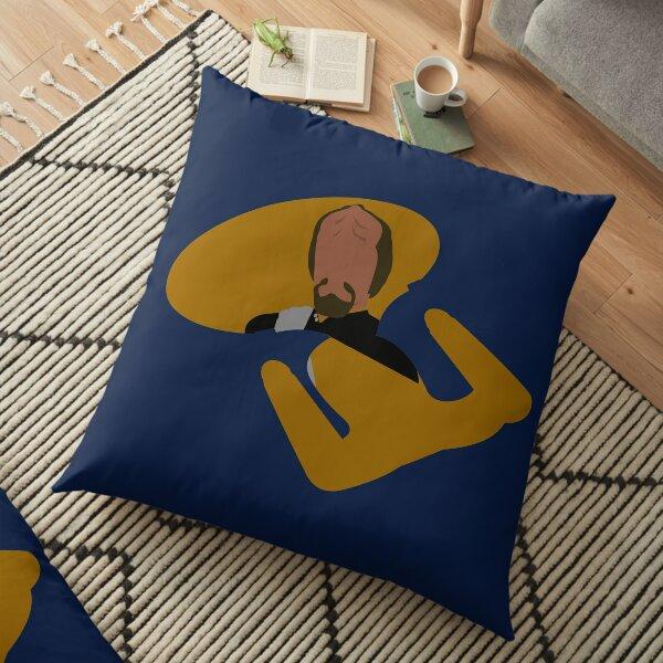 The Warrior Floor Pillow