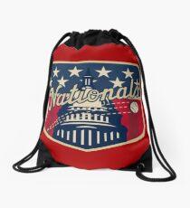 MLB Reimagined - Washington Nationals Drawstring Bag