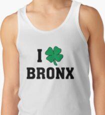 I Love (Shamrock) Bronx Tank Top
