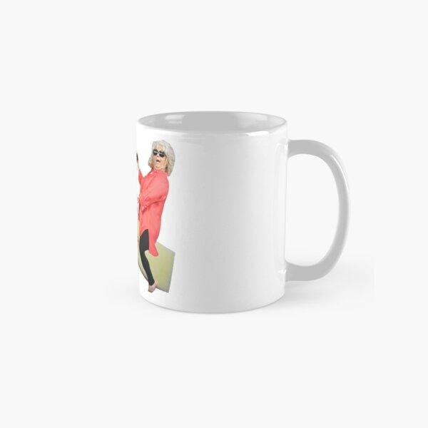 Paula deen riding butter Classic Mug
