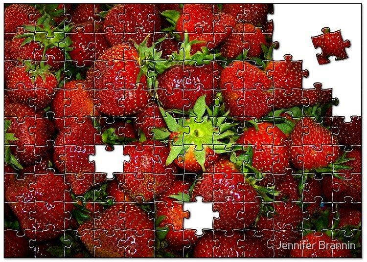 Puzzled by Jennifer Brannin