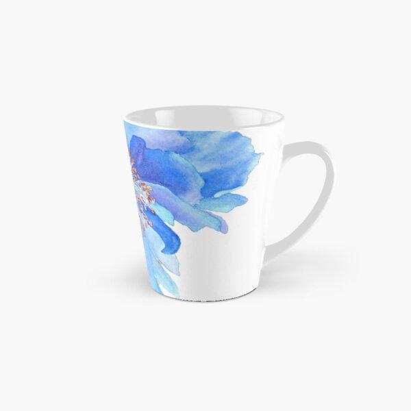 Blue Poppy Extraordinaire Tall Mug