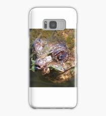 Cha Cha Cha Chia Snapping Turtle Samsung Galaxy Case/Skin