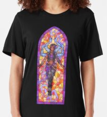 Amara Stained Glass Slim Fit T-Shirt