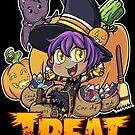 """Witch's Treat by Steven """"Gizmo"""" Lisefski"""