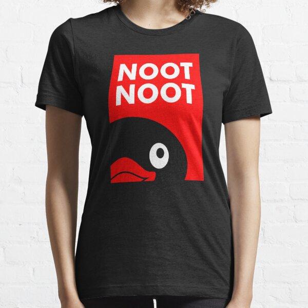 NOOT NOOT PINGU Camiseta esencial