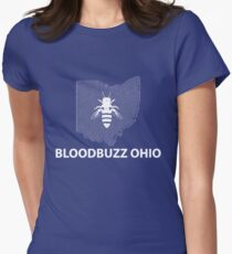 Bloodbuzz Ohio Women's Fitted T-Shirt