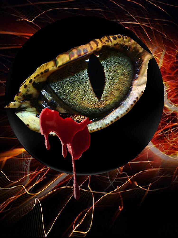 Crystal Realities Eye of R.O.D. by AnimiDawn