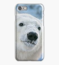 Face of a cub iPhone Case/Skin