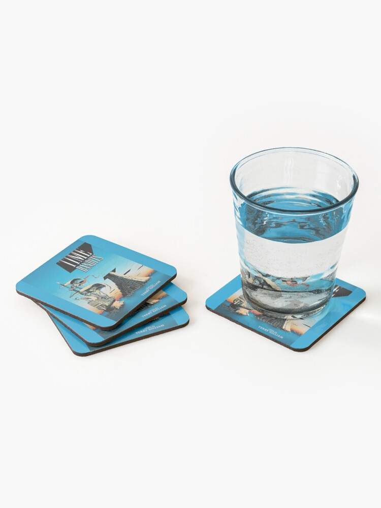 Alternate view of Time Bandits Coasters (Set of 4)